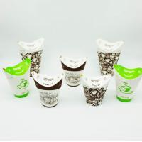 Buy cheap Recyclable Packing PLA Coated Paper Cups , Biodegradable Paper Cups Customized Logo product