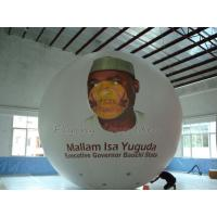 Buy cheap UV Protected Printed Advertising Political Advertising Balloon for Entertainment Events product