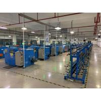 China High Speed Copper Wire Bunching Machine For Tinned Wire / Enameled Wire on sale