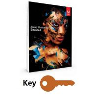 China Adobe Photoshop CS6 Extended Key on sale