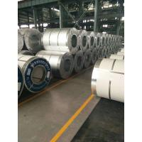 Buy cheap 60 - 275g /m2 Hot Dipped Galvanized Steel Coil With ASTM A653 / SGCC / DX51D product
