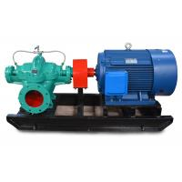 Buy cheap Irrigation Horizontal Split Case Pump Single Stage Double Suction Centrifugal Pump product