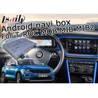 Buy cheap Volkswagen T - ROC Android Auto Interface , Car Video Interface With 360 Panorama Sight View product