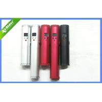 Buy cheap Red Lava Tube Ecig , 3 - 6v Variable Voltage 510 HR Atomizer E-Cig product