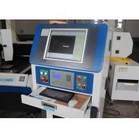 Buy cheap 4000W CNC Fiber Laser Pipe Cutting Machine With China Raycus Fiber 3 Axis product