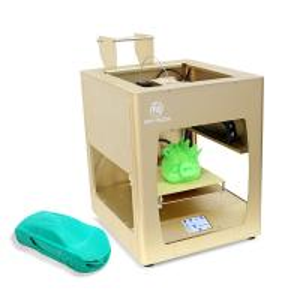 China Toys FDM 3d printer 1.75 mm PLA / ABS / HIPS filament 0.4 mm single nozzle on sale