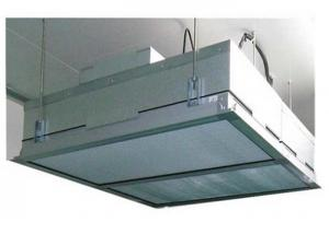Buy cheap Powder Coated Steel Laminar Flow Ceiling For Hospital product