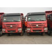 Buy cheap 15 Cubic Meter 40 Ton Dump Truck / Tipper Truck WD615.47 371HP For Construction product
