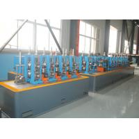 Buy cheap Round Pipe Making Machine / Welded ERW Pipe Mill Equipment product