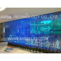 Buy cheap Full Color Transparent LED Display H3.91mm V7.81mm,AEISELED, Glass Window Led Displays p3. product