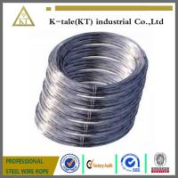 Buy cheap Good china supplier about 201 202 304 316 steel rod of steel wire product