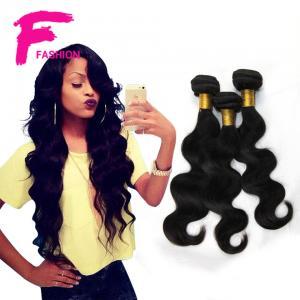Queen Hair Products Brazilian Virgin Hair Body Wave 3pcs/Lot Brazilian Body Wave Hair