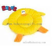 Buy cheap Soft Plush Yellow Duck Pet Bed Dog Cat Mat in big size product