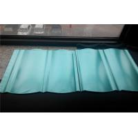 China  Waterproof Green Back Stone Coated Metal Roofing Tile  For Decoration on sale