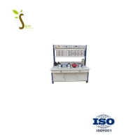 China educational training equipment Electrical Lab Equipment Electric Motor Training Bench on sale