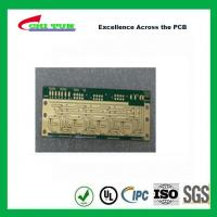 Buy cheap High Density PCB Multilayer Pcb Manufacturing Process With 4L IMMERSIONGOLD product