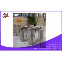 China  Semi - Automatic Security Optical Tripod Turnstile Gate / Access Turnstiles  for sale