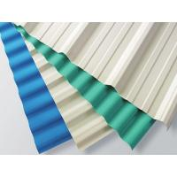 Buy cheap White Plastic Corrugated Roofing Sheets 1130mm Width / 2mm Thickness product