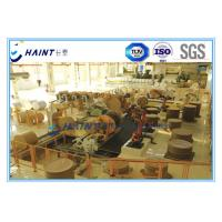 Buy cheap High Efficiency Paper Roll Wrapping Machine 180 Rolls / Hour Multi Working Position product