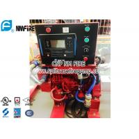 Buy cheap UL Listed highly cost effective Fire Pump Diesel Engine With Small Housepower Used in product