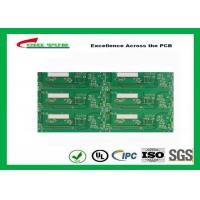 Buy cheap 1.6MM Immersion Gold Two Layer PCB FR4 Printed Circuit Board 0.3mm Min Hole product