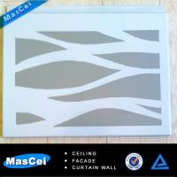 Buy cheap Aluminum Ceiling Tiles and Aluminium Ceiling for Aluminium Ceiling Plain White product