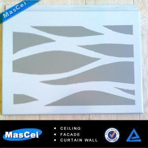 Buy cheap Aluminum Ceiling Tiles and Aluminium Ceiling for Colored Suspended Ceiling Tiles product