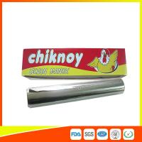 Buy cheap Eco Friendly Aluminium Foil Roll For Food Packaging Heat Resistant product