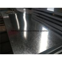 Buy cheap 4X8 Galvanised Steel Coil / Flat Galvanized Sheet Metal Wall Panels from wholesalers