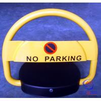 China Intelligent Anti theft parking space locking device , Automatic Steel Car Park Blockers on sale