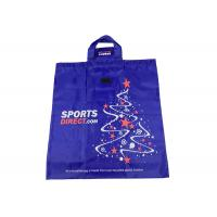 Buy cheap 190T RPET Recycled Fold Up Shopping Bag With Hook And Loop Closure product