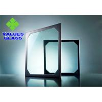 Buy cheap Tempered Vacuum Insulated Glass , Thermal Insulation Glass 8.3mm Thickness product