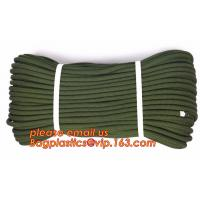 Buy cheap Soft emergency escape rope thin polyester rope, safety rope, climbing rope, protective escape rope, braided polyester product