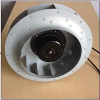 Buy cheap similar EC Centrifugal Fans And Blowers , Industrial Ventilation Fans Backward Curved product