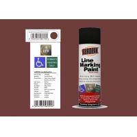 Buy cheap AEROPAK anti rust lacquer Line Marking Spray Paint for road with MSDS product