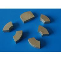 Buy cheap 30MGOe Samarium Cobalt Magnet / Sintered Fan Magnet For Rotors product