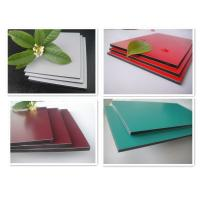 Buy cheap 4mm decoration material alucobond acp aluminum composite panel product