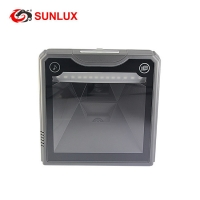 Buy cheap Automatic Portable USB Black Color 2D Fixed Mount QR Barcode Reader from wholesalers