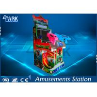 China 2 Player Mini Kids Shooting Simulator Arcade Game Machine with 55 Inch Screen on sale