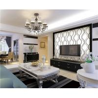 Buy cheap High quality modern design PVC vinyl wall paper from wholesalers