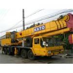 Buy cheap Used Kato nk-500e truck crane product