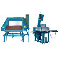 Manual Polyurethane Foam Angel Contour Cutting Machine for Special- shaped Sponge