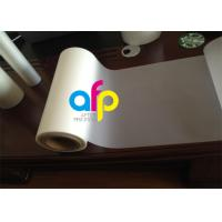Buy cheap Clear Roll Laminating Film For Paper Lamination Polyester Material product