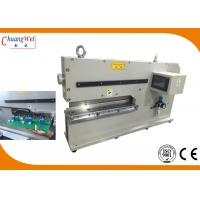 Buy cheap Metal Board PCB Depanel Machine PCB Separator with Customized Blade from wholesalers