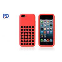 Buy cheap iPhone 5C TPU Hole Mobile Phone Protective Cases , Cell Phone Accessories product