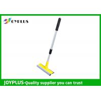 Buy cheap PP Sponge Iron Material Window Cleaning Squeegee With Telescopic Handle product