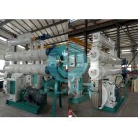 Buy cheap Animal Poultry Feed Pellet Machine With Jacket Conditioner Strong Conditioning Effect product