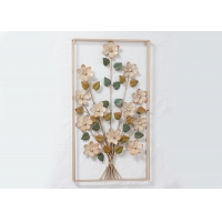 Quality Steel Rectangle Metal Wall Art Decor for sale