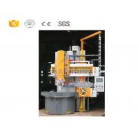 China Heavy Duty Vertical Turret Lathe Machine , Conventional Hand Powered Lathe on sale