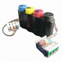 China Continuous Ink System for Epson Expression Premium XP-600/605/700/800, with AR Chip on sale
